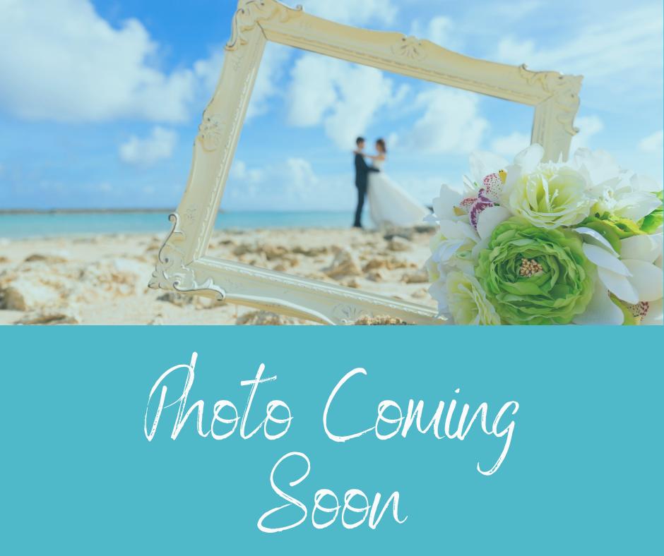 Wedding Photo Coming Soon